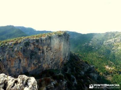 Cazorla - Río Borosa - Guadalquivir; ruta volcanes olot agencia viajes alternativos agencias viajes